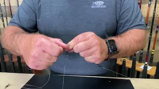 [EASY] How to tie a rockfish bottom rig