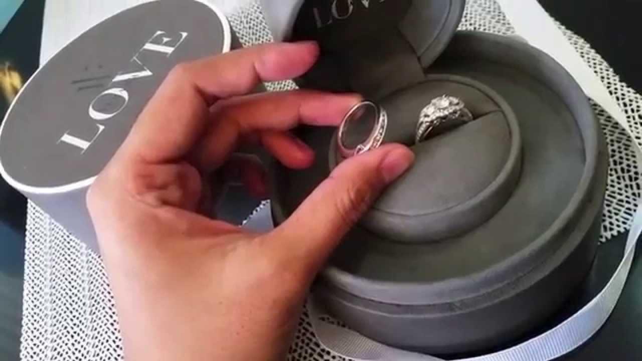 Engagement Wedding Rings Vera Wang Love Collection