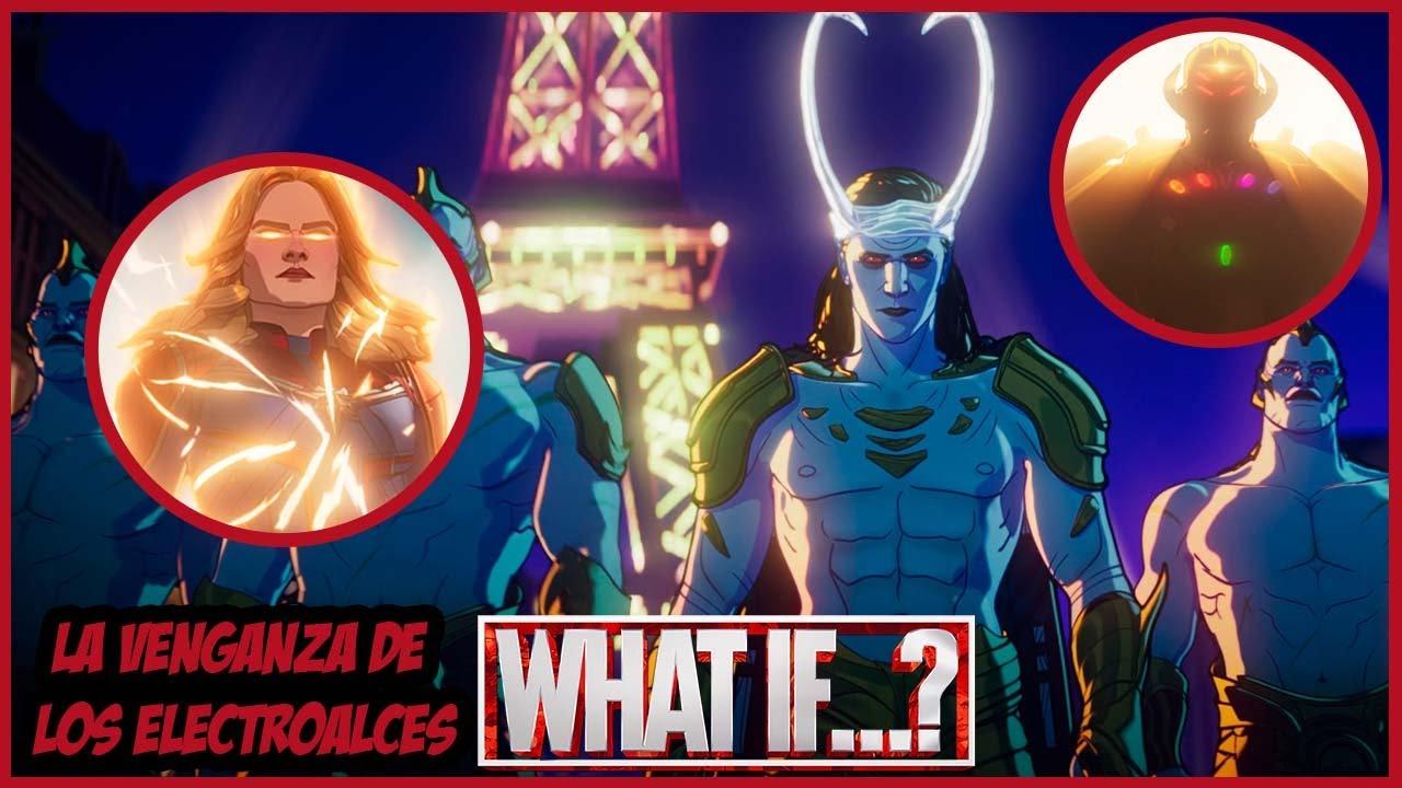Download 38 Cosas que No Viste de WHAT IF Capítulo 7 Easter Eggs y Curiosidades – Marvel –