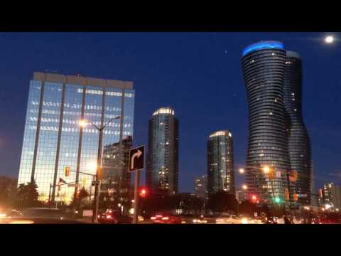 Mississauga Time Lapse