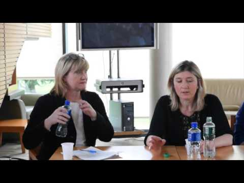 Women in Media panel discussion: Issues in Irish Journalism seminar series session 4