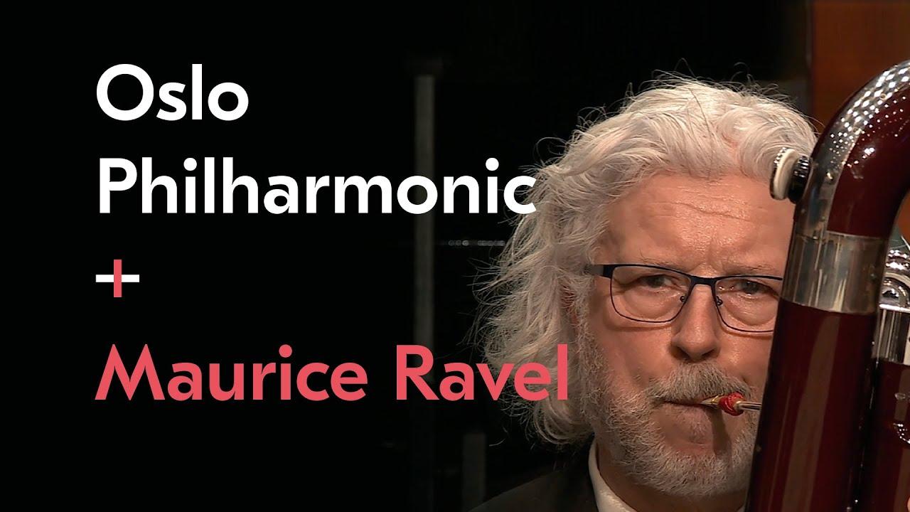 Ma Mère L Oye Mother Goose Maurice Ravel James Gaffigan Oslo Philharmonic Youtube