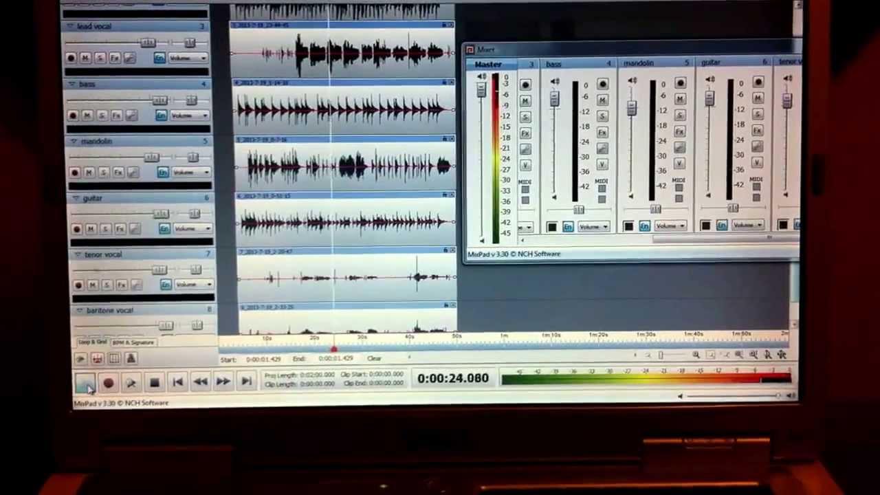 Kristal audio engine key generator