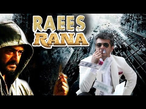 Raees Rana - Dubbed Hindi Movies 2016 Full Movie HD l Ajith, Sneha