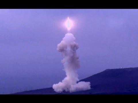 'Exoatmospheric Kill Vehicle' test flight of the 'Ground-Based Interceptor' (GBI) 1/26/2013