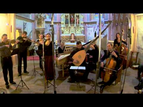 Handel - Messiah HWV 56 - Ouverture / Cuore Barocco *Baroque instruments*