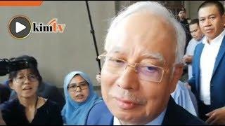 Najib mengaku tidak bersalah pinda laporan akhir audit 1MDB