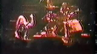 Celtic Frost San Antonio 20 06 1986