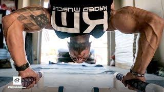 At Home Workout Circuit | 2x Olympic Gymnast Jake Dalton