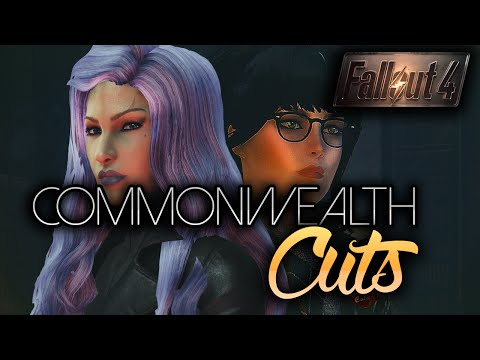 Commonwealth Cuts - Fallout 4 Mods Xbox One & PS4 (Console Modding)