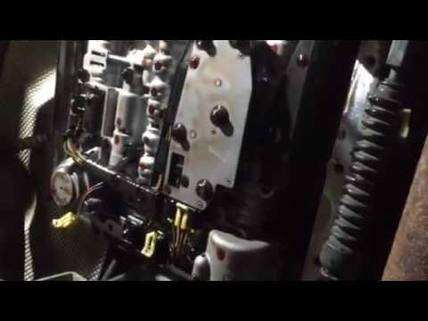2003 Chevy trailblazer shift solenoid 1 2 3 4  YouTube