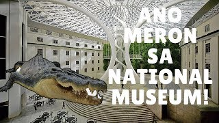 National Museum of Natural History in Manila Philippines