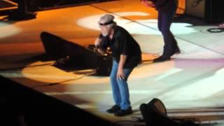 bob seger concert halifax november 2014 old time rock and roll live