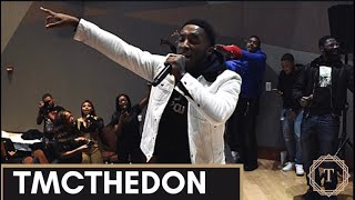 (LIVE) TMCTHEDON - HELLCAT - MORGAN STATE UNIVERSITY