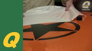 How To: Install Vinyl Decal or Sticker