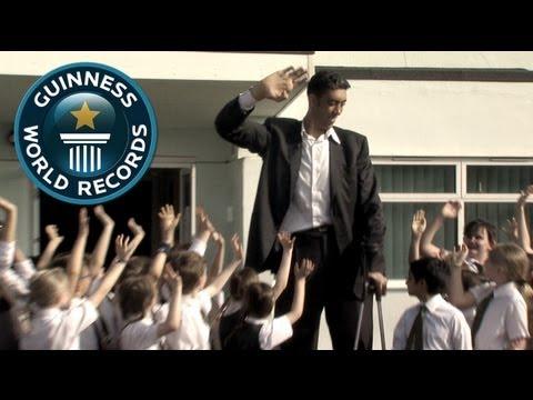 Sultan Kosen -- Record Holder Profile -- Guinness World Records