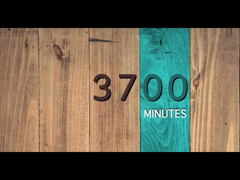 37 Minute Countdown Timer With Relaxing Music.