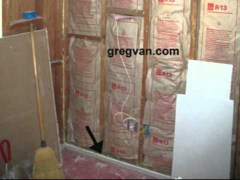 New House And Remodeling Tips -  Sealing Bottom Framing Plates