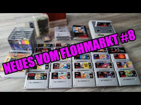 Neues Vom Flohmarkt #8 - SNES XXL, PS1 Und Mal Wieder Gameboy