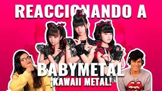 Reaccionando a Babymetal, una de las bandas de Kawaii Metal con may...