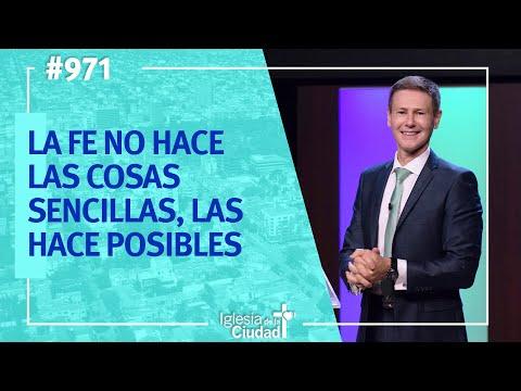 José Luis Cinalli - La fe no hace las cosas sencillas, las hace posibles 21/01/18 (#971)