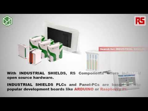 Arduino based plc from Industrial Shields