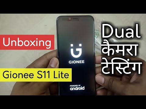 Gionee S11 Lite Unboxing & Full Review, Camera Test