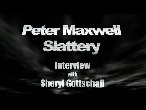 Peter Maxwell Slattery Interviewed by Sheryl Gottschall of UFO Research Queensland