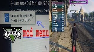 HOW TO GTA 5 MOD MENU ON PS4 JB 5.05 [ HINDI]