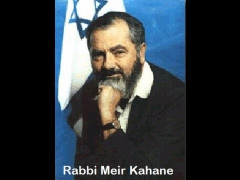 Rabbi Meir Kahane: A Retrospective with Steven M. Goldberg