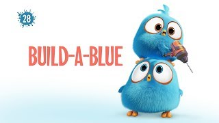 Angry Birds Blues | Build-A-Blue - S1 Ep28