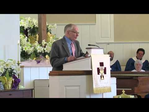 Christian Temple Sermon April 3rd by Dr. James O' Hara