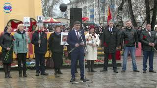 Выступление Председателя Думы г.Алапаевск С. Л. Билалова 9 мая