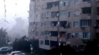 Апокалиптична градушка над София | Hell's Hail Over Sofia