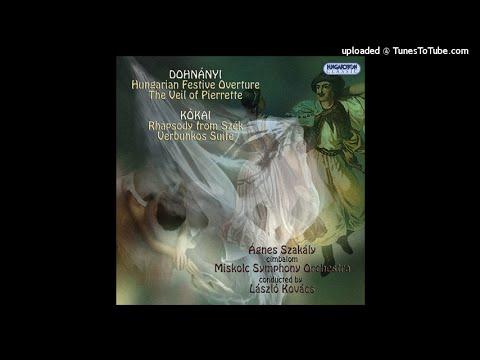 Ernő Dohnányi : Festival Overture for orchestra Op. 31 (1923)