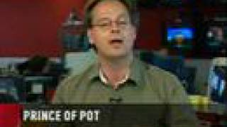 Marc Emery, Prince of Pot, on CBC News, July 2006