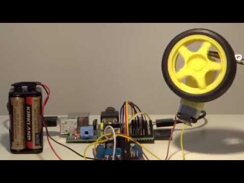 Raspberry Pi - How to control motors...