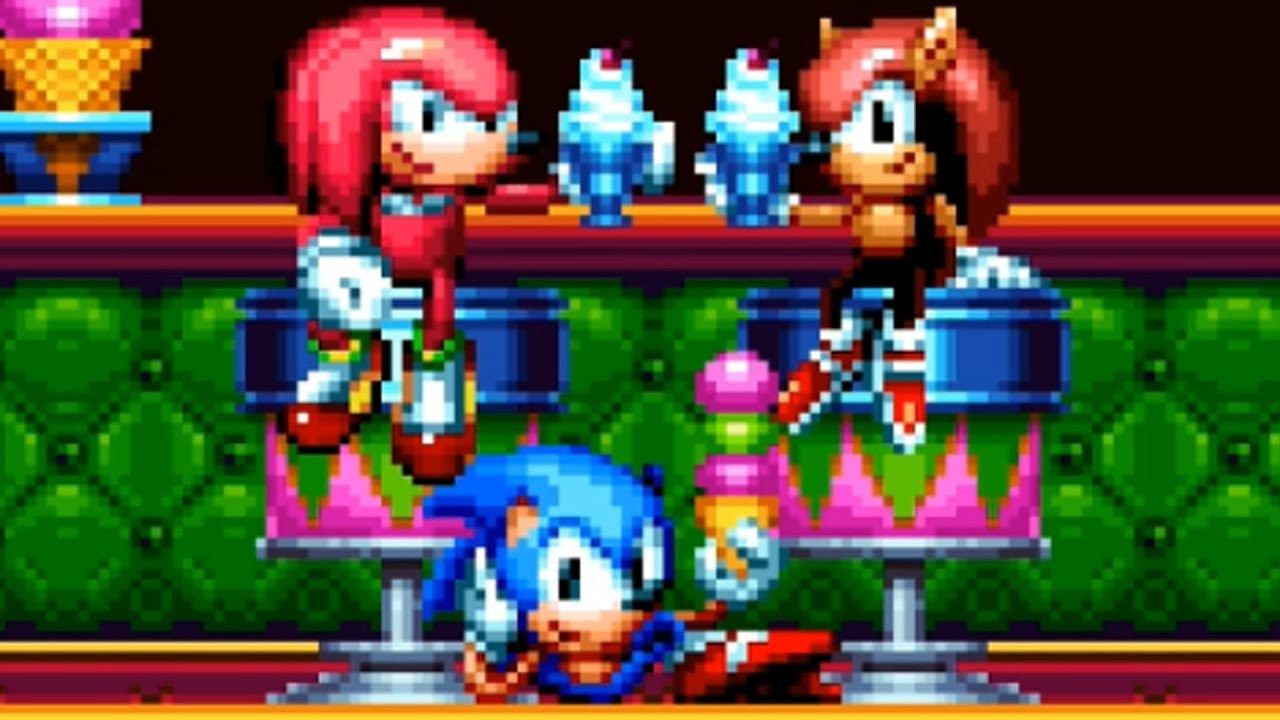 Sonic Mania Plus  Final Boss   Ending   SECRET ENDING   Switch  Xbox      SonicMania  SonicManiaPlus  Sonic