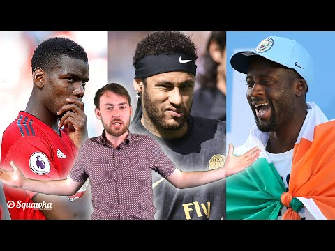 Paul Pogba vs 'Fan', Neymar Banned, Yaya Toure Un-Retires?