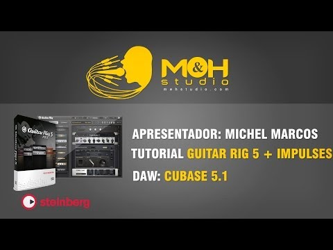 Guitar Rig 5 Com Impulses