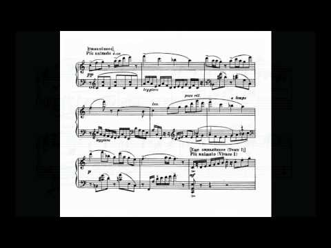 Lugansky plays Prokofiev Ten pieces from Romeo and Juliet Op 75 (4/10)