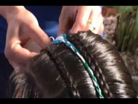 Deadema doble peinados para ni as paso a paso youtube - Peinados de ninas ...