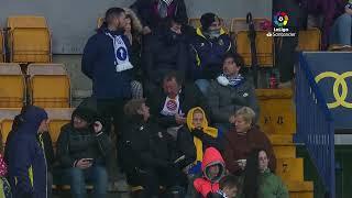 Calentamiento Villarreal CF vs RCE Espanyol de Barcelona