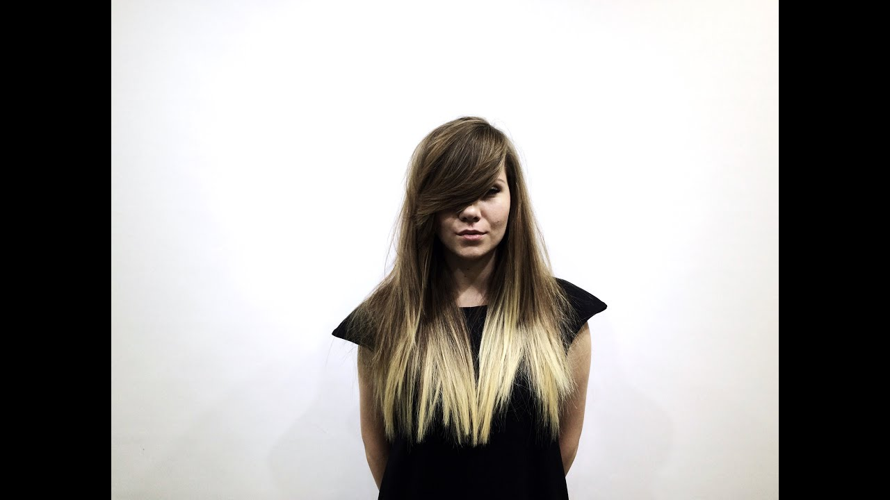 Long Haircut With Layers Tutorial Heavy Asymmetrical