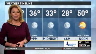 emmy 2014   cat 40 news weathercast   ksdk   cindy preszler
