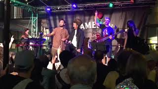 Ras Muhamad Feat Tke Open the world Ell th z Budapest 2018 09 13.mp3