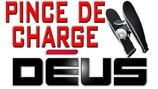 Vidéo: Pince de charge pour détecteur  XP DEUS et ORX