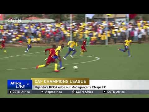 Uganda's Kampala Capital City Authority Football club advances