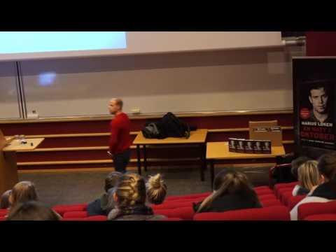 Marius Løken - Å være i kjelleren