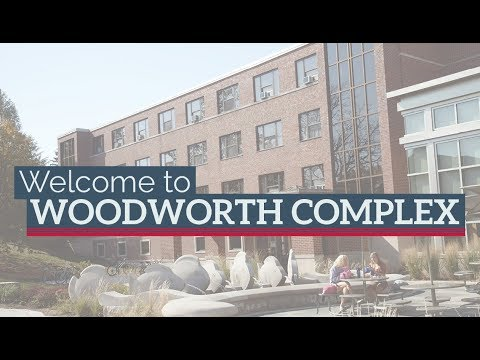Welcome to the Woodworth Complex